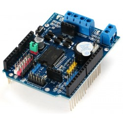 Shield L298P PWM