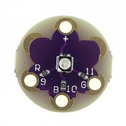 Lilypad Module tri color led rgb