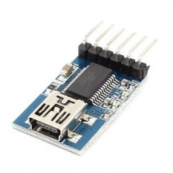 Module FT232 mini usb to RS232 pour arduino