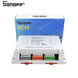 Sonoff 4CH 250V / 10A